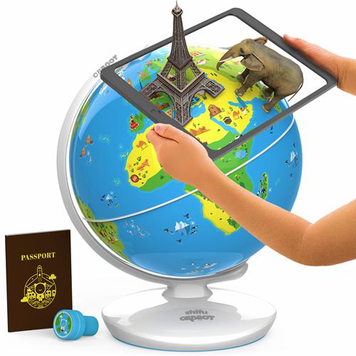 Orboot Globe - Earth - By PlayShifu