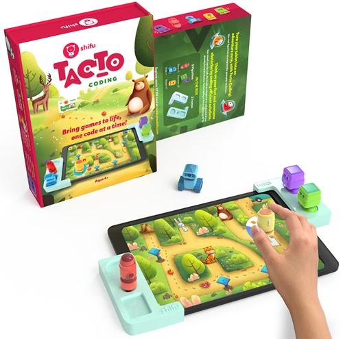 Tacto - Coding - by PlayShifu