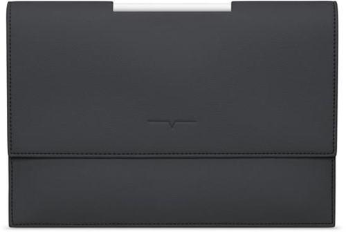 """von Holzhausen iPad Portfolio 11"""" Black"""