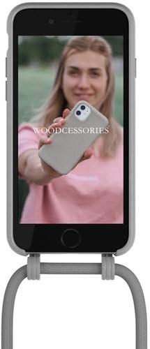 Change Case 2 in 1 Bio - iPhone SE - Cool Grey