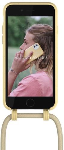 Change Case 2 in 1 Bio - iPhone SE - Citrus Yellow