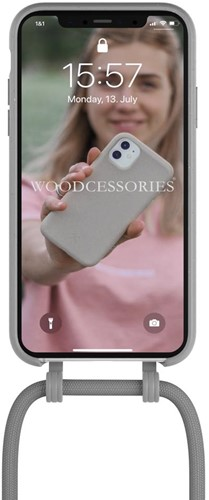 Change Case 2 in 1 Bio - iPhone 12 mini - Cool Grey