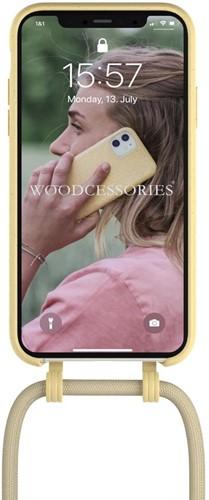 Change Case 2 in 1 Bio - iPhone 12 mini - Citrus Yellow