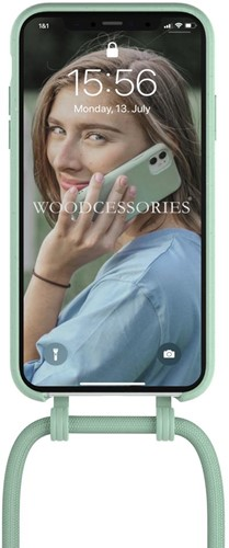 Change Case 2 in 1 Bio - iPhone 12 / 12 Pro - Mint Green