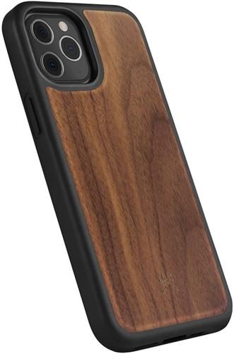 Woodcessories Bumper Case iPhone 12 / 12 Pro Walnut - Bl