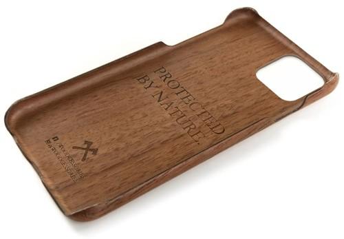 Woodcessories Slim Case iPhone 12 / 12 Pro Wood - Walnut
